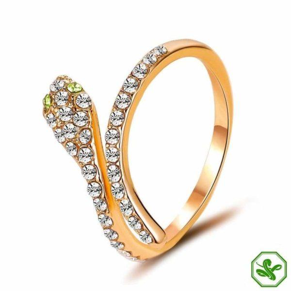 silver-snake-ring-design 4