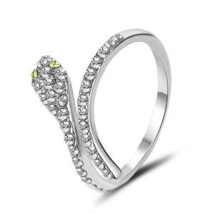 silver-snake-ring-design 1