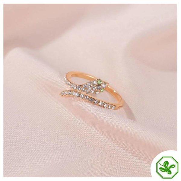 silver-snake-ring-design 5