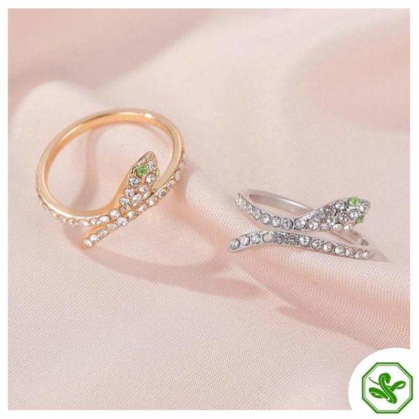 silver-snake-ring-design 3