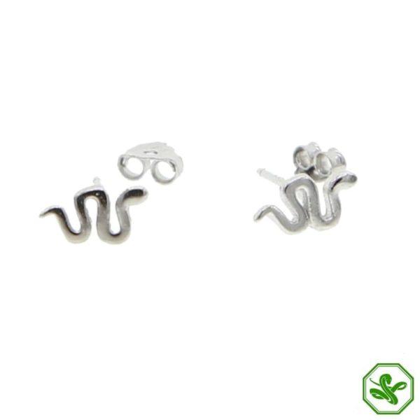 Small Snake Earrings 6