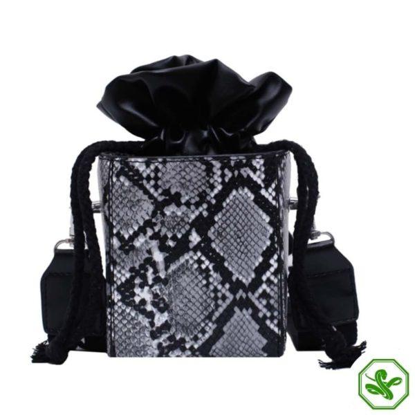 Small Snakeskin Bag 5