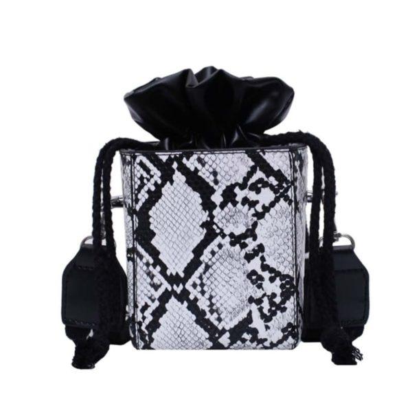 Small Snakeskin Bag 1