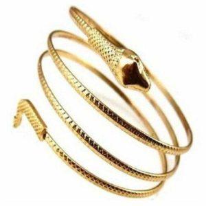 Snake Arm Bracelet 1