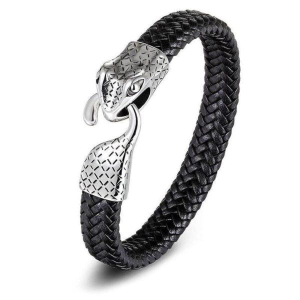 snake bracelet ouroboros