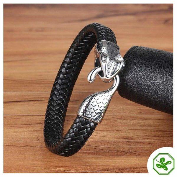 ouroboros bracelet for men