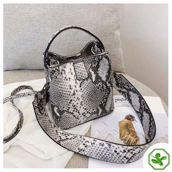 Snake Bucket Bag 2