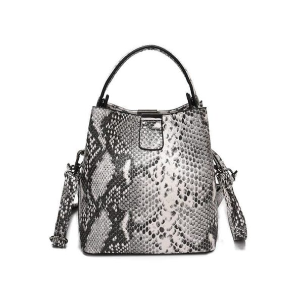 Snake Bucket Bag 1