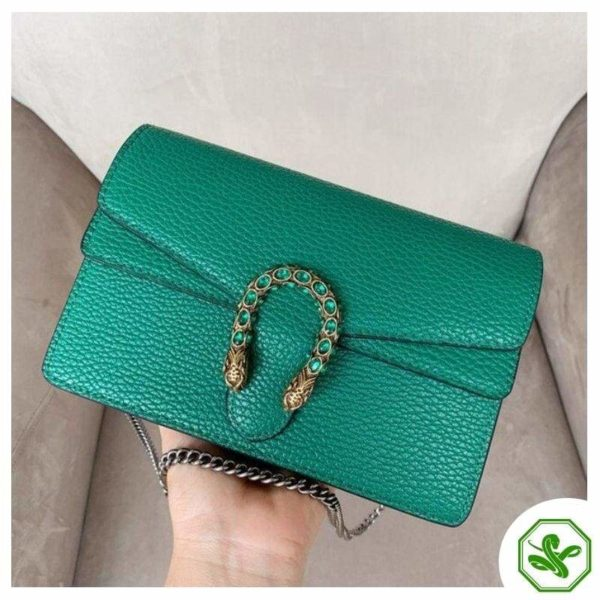 Snake Buckle Bag 3