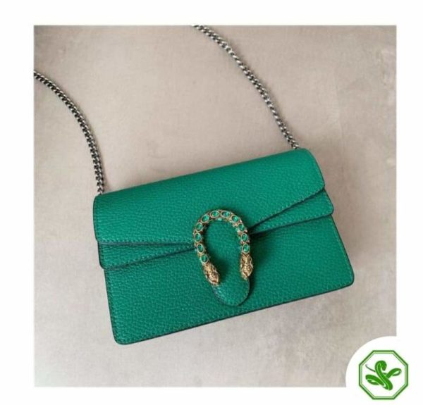 Snake Buckle Bag 24