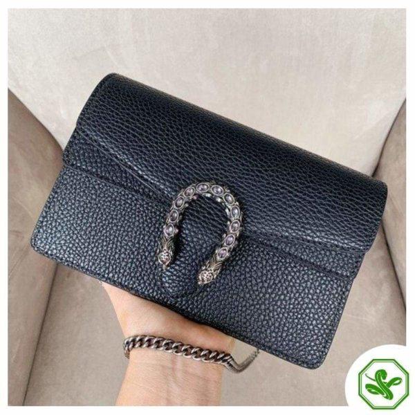 Snake Buckle Bag 15