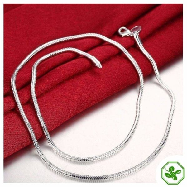 thin snake chain for woman