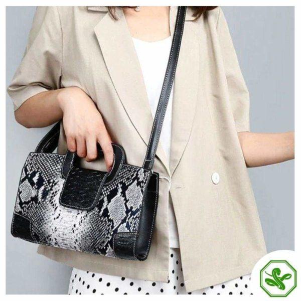 Snake Crossbody Bag 10