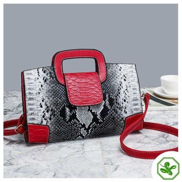 Snake Crossbody Bag 3