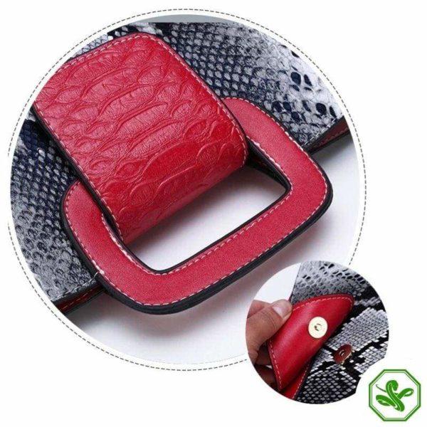 Snake Crossbody Bag 4