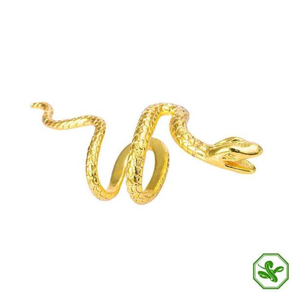 Snake Cuff Earrings 6