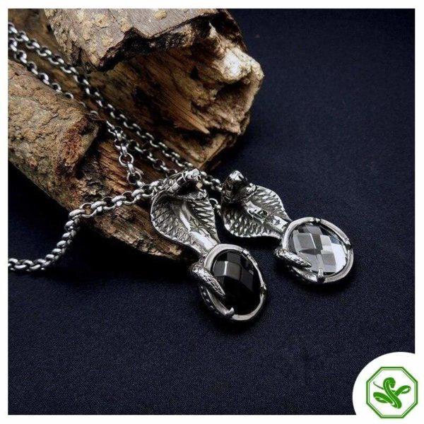 Snake Head Necklace 5