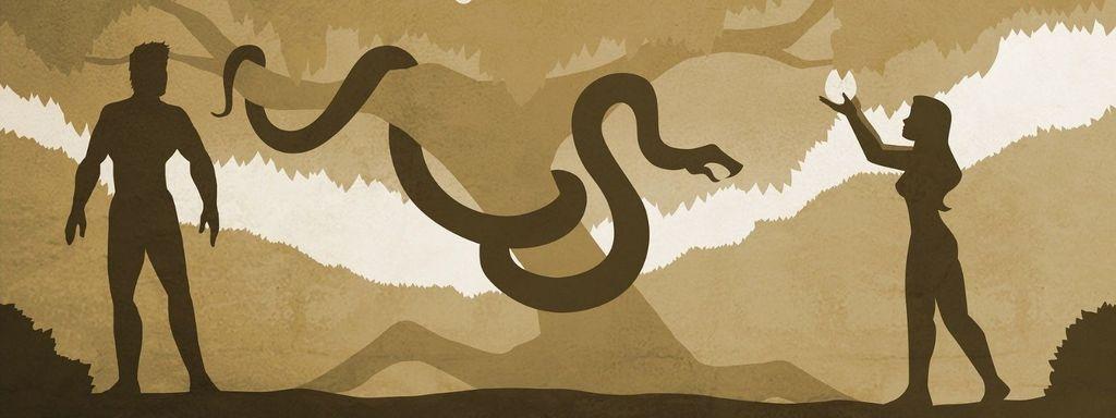 Snake in Genesis