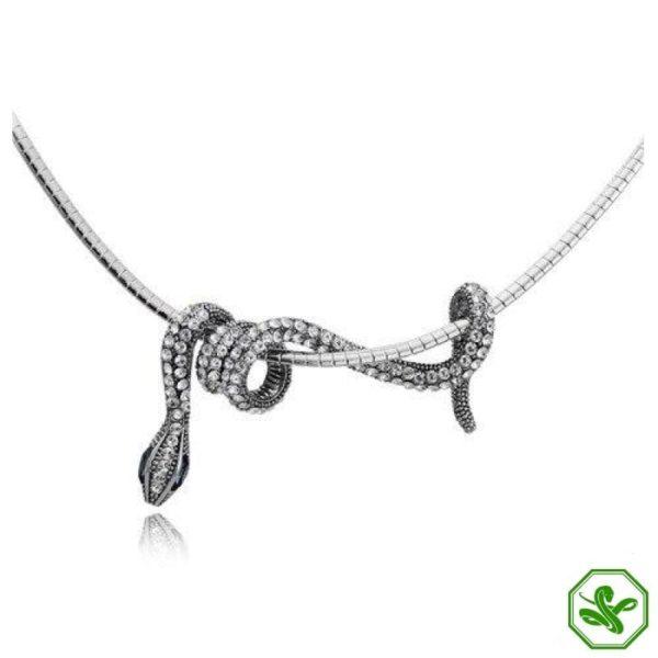 Snake Jewelry Necklace 3