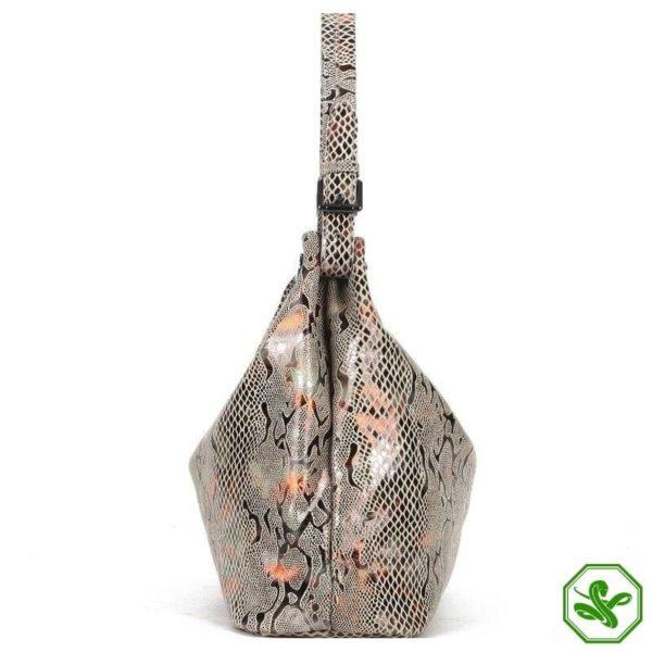 Snake Leather Bag 5