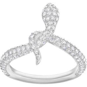 Snake Ring Diamond 1