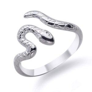 snake-ring-in-silver 1