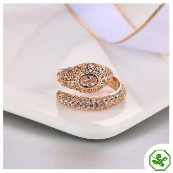 Snake Ring for Women 3