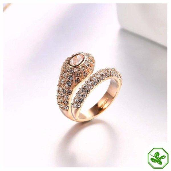 Snake Ring for Women 2