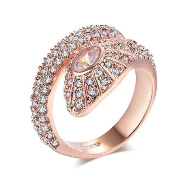 Snake Ring for Women 1