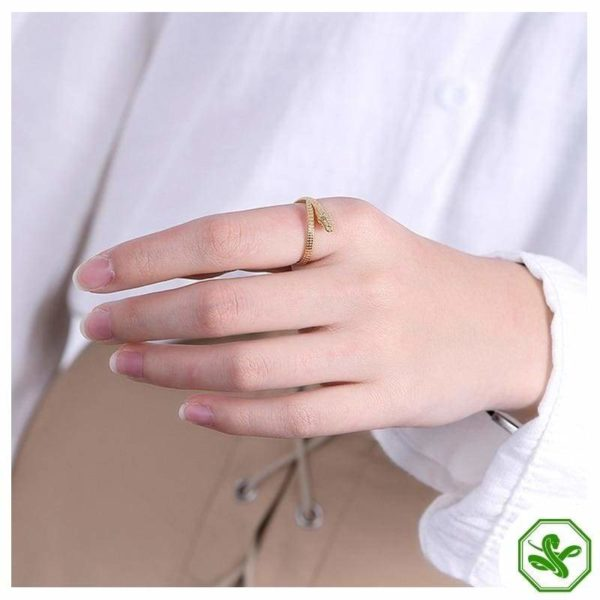 snake-silver-engagement-ring 8
