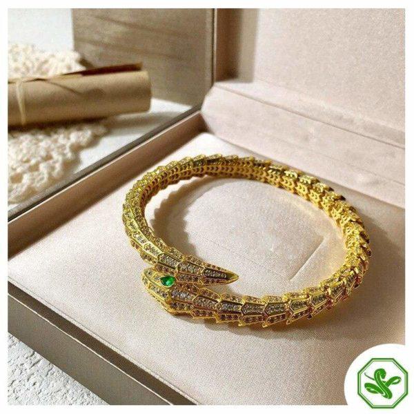 Snake Vertebrae Bracelet 2