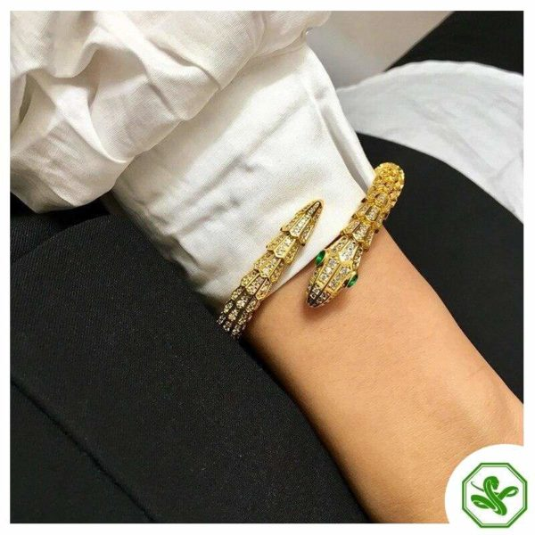 Snake Vertebrae Bracelet 4