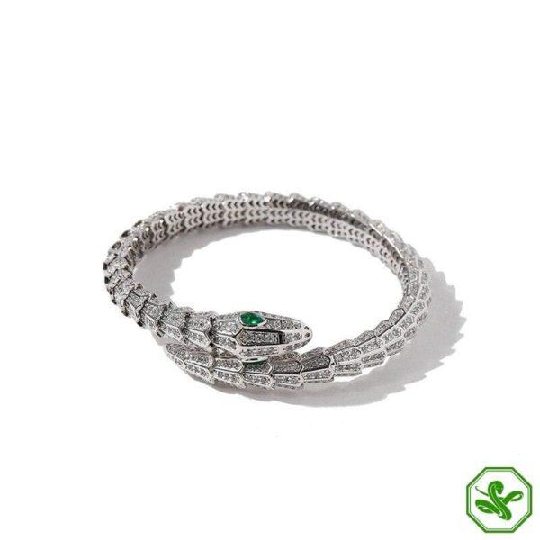 Snake Vertebrae Bracelet 8