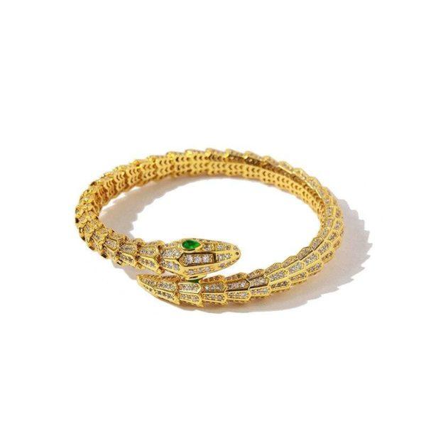 Snake Vertebrae Bracelet 1