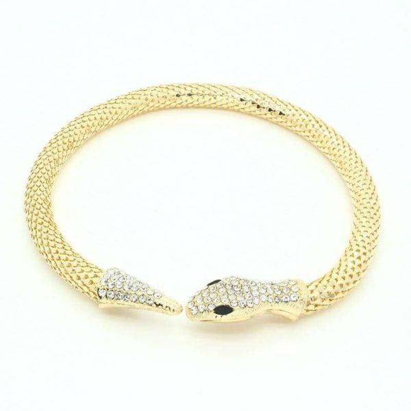 Snake Vertebrae Necklace 1
