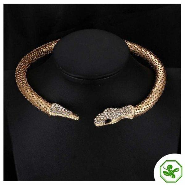 Snake Vertebrae Necklace 4