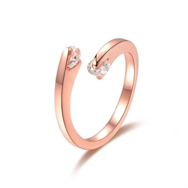 Snake Wedding Ring 1