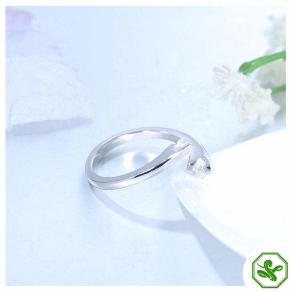 Snake Wedding Ring 5