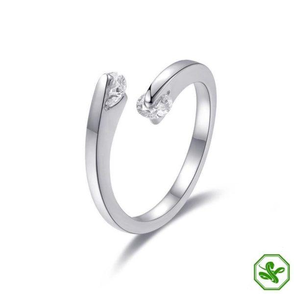 Snake Wedding Ring 4