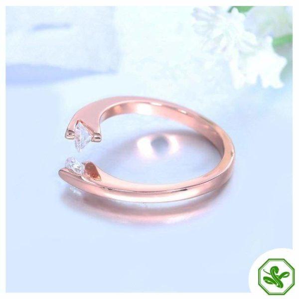 Snake Wedding Ring 2