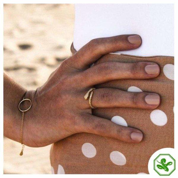 snake ring for women
