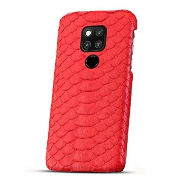 Snakeskin Huawei Case