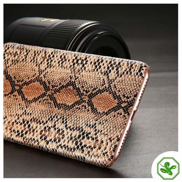 Snakeskin iPhone 11 Pro Max Case Boa