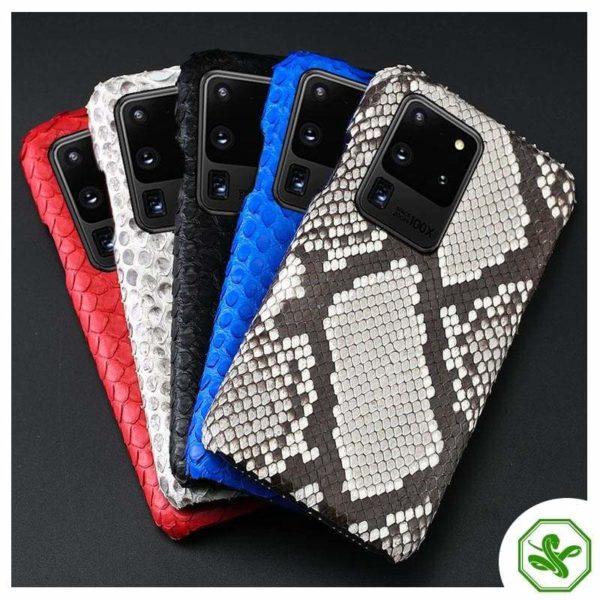 Snaekskin Samsung Cases