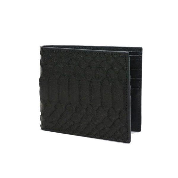 Snakeskin Wallet Men's