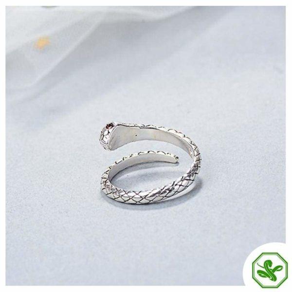 sterling-silver-adjustable-snake-ring 5
