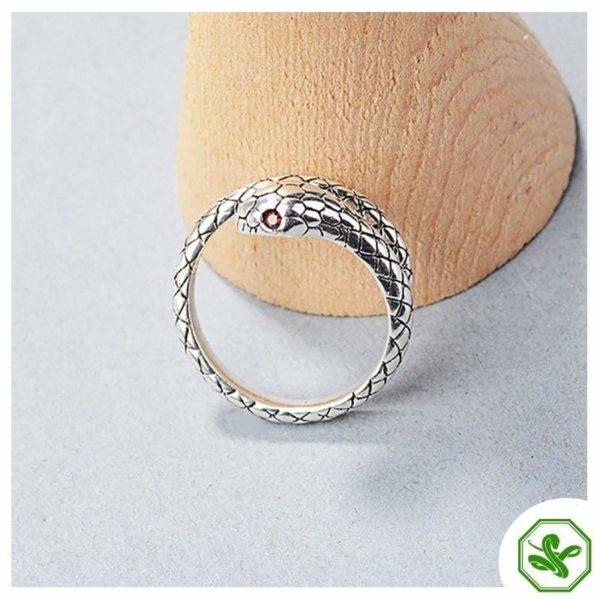 sterling-silver-adjustable-snake-ring 3