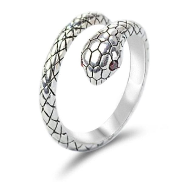 sterling-silver-adjustable-snake-ring 1