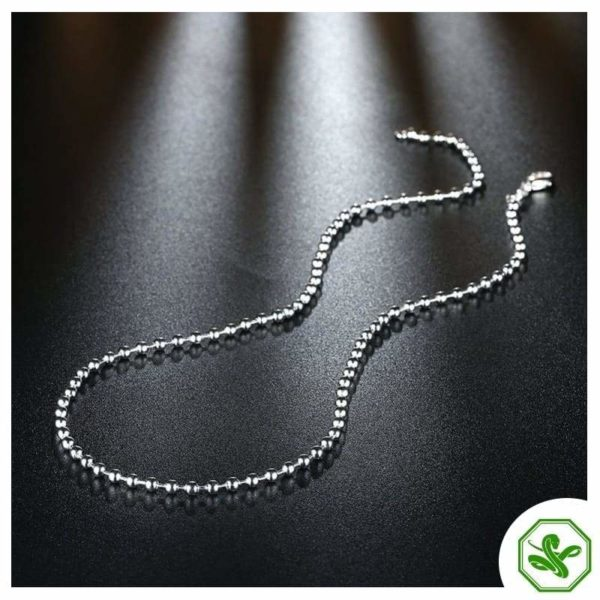 925 sterling silver snake chain