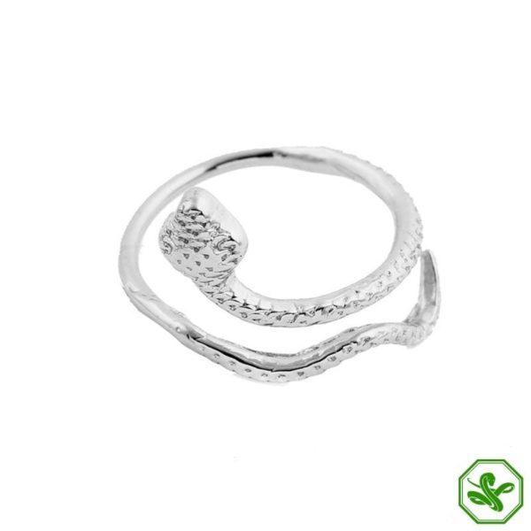 trendy-snake-ring 2